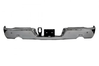 Replace® CH1102365DSN - Rear Bumper Face Bar