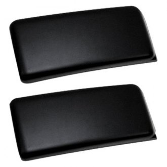 Replace® - Front Driver and Passenger Side Bumper Pad Set