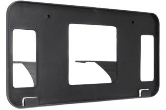 Replace® FO1068120 - Front Bumper License Plate Bracket