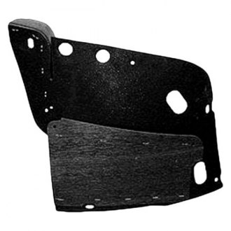 Replace® - Front Driver Side Lower Bumper Deflector Bracket
