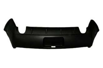 Replace® FO1100660 - Rear Bumper Cover