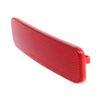 Replace® - Rear Passenger Side Replacement Bumper Reflector