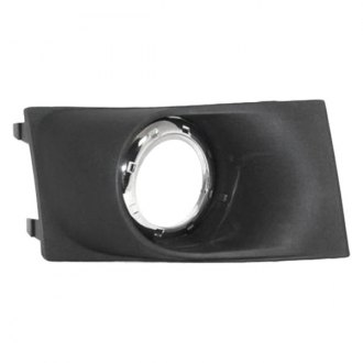 Replace® - Front Bumper Fog Light Hole Bezel
