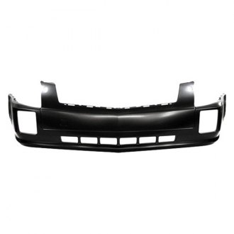 Replace® - Front Upper and Lower Bumper Cover