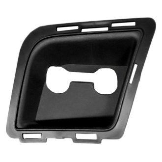 Replace® - Front Bumper Tow Hook Hole Cover
