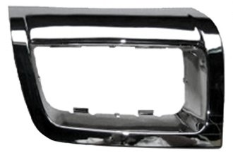 Replace® GM1038106 - Front Driver Side Bumper Fog Light Hole Insert