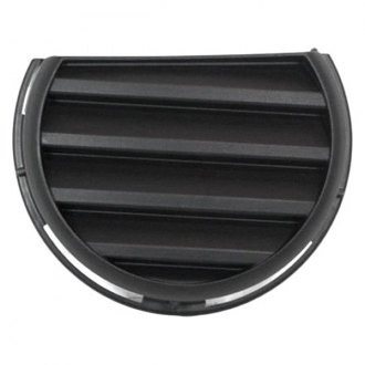 Replace® - Front Driver Side Bumper Fog Light Hole Insert