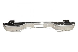 Replace® GM1102413V - Rear Bumper Face Bar
