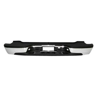 Replace® - Rear Step Bumper Assembly