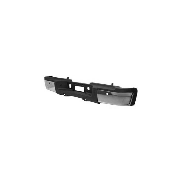 Rear Bumper Assy : Replace gm dsn rear step bumper assembly