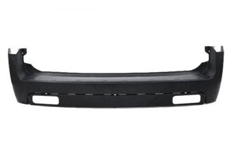 Replace® - Rear Upper Bumper Cover