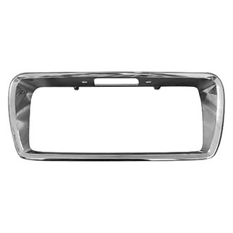 Replace® - Rear Bumper License Plate Bracket