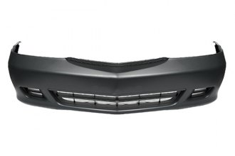 Replace® HO1000183PP - Front Bumper Cover
