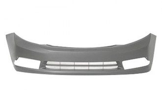 Replace® HO1000281V - Front Bumper Cover