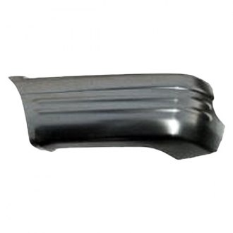 Replace® - Rear Driver Side Bumper End
