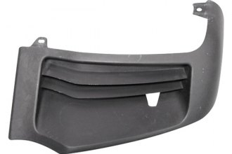 Replace® LX1017100 - Front Passenger Side Bumper End