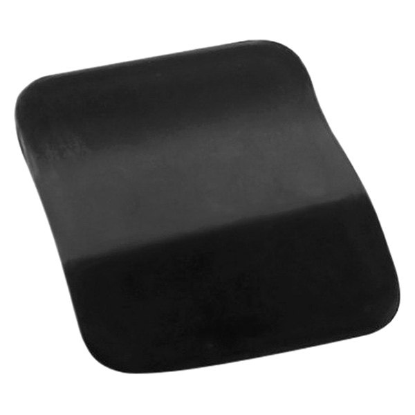 Replace® - Passenger Side Rear Bumper Tow Hook Hole Cover