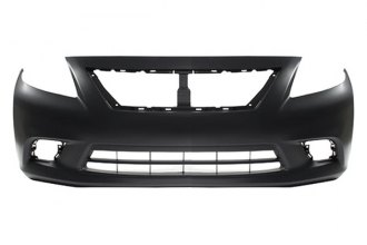 Replace® NI1000284C - Front Bumper Cover