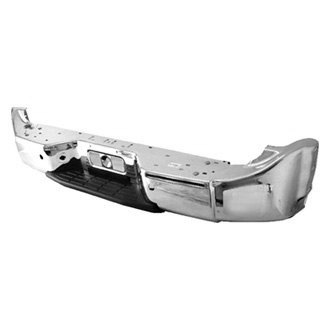 Replace® - Rear Bumper Assembly