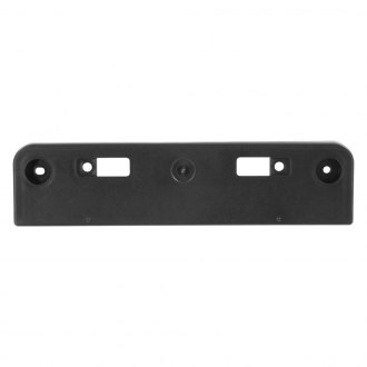 Replace® - Front Driver Side Bumper License Plate Bracket