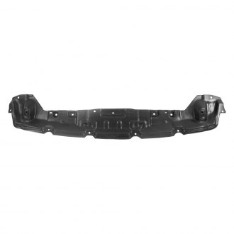 Replace® - Front Lower Bumper Air Shield Cover