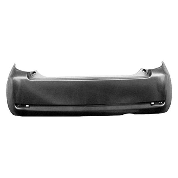 2009 Scion Xd Interior: Scion XD 2008-2014 Rear Bumper Cover