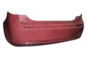 Replace® SZ1100139 - Rear Bumper Cover