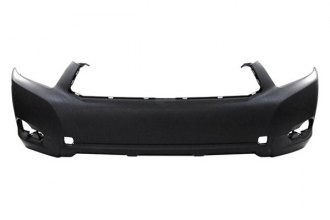 Replace® TO1000338V - Front Bumper Cover