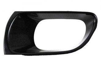 Replace® TO1038122 - Front Driver Side Bumper Fog LIght Hole Insert