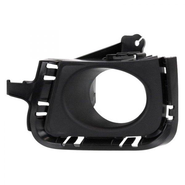 replace toyota prius c with fog lights 2012 front bumper fog light bezel. Black Bedroom Furniture Sets. Home Design Ideas