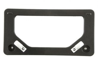 Replace® - Front Bumper License Plate Bracket