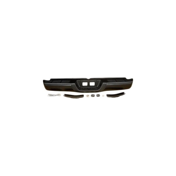 Rear Bumper Assy : Replace to n rear step bumper assembly