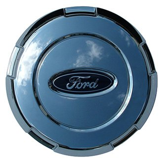 Replace® - Remanufactured Wheel Center Cap Chrome Logo