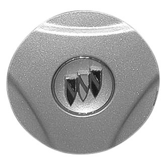 Replace® - Remanufactured Silver Wheel Center Cap