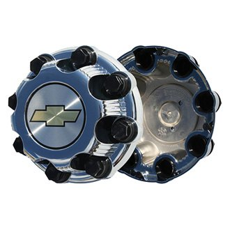 Replace® - Remanufactured Chrome Wheel Center Cap With Bowtie