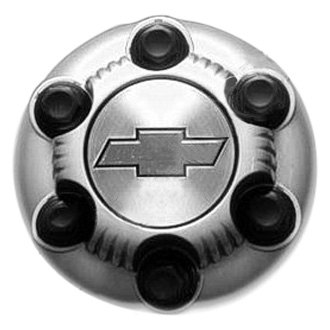 Replace® - Remanufactured Silver Wheel Center Cap With Bowtie