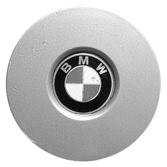 Replace® - Remanufactured Silver Wheel Center Cap With BMW Logo