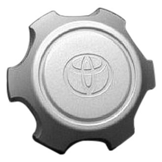 Replace® - Remanufactured Machined Closed Wheel Center Cap With Toyota Logo