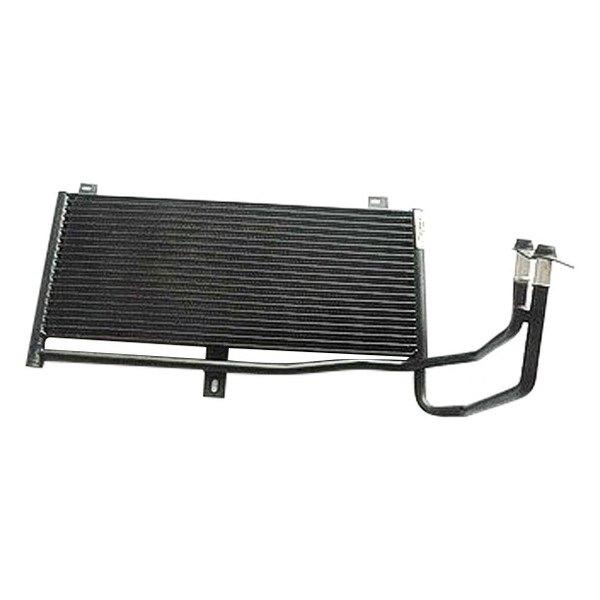 Dodge Transmission Oil Cooler : Replace dodge ram transmission oil cooler assembly