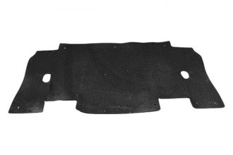 Replace® - Radiator Support Air Deflector