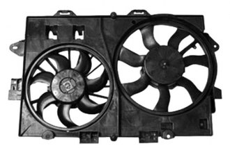 Replace® GM3115226 - Radiator Fan Assembly