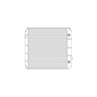 Replace® - Plastic / Aluminum Radiator