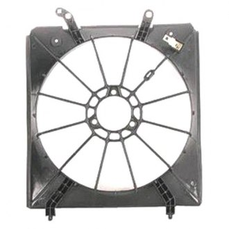 Replace® - Engine Cooling Fan Shroud