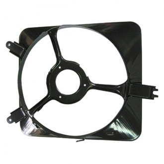 Replace® - A/C Condenser Fan Shroud