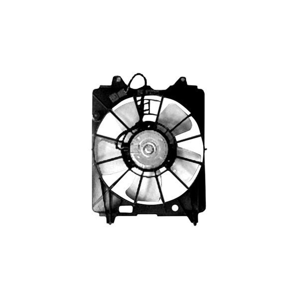 Replace ho3120105 a c condenser fan motor for Compressor fan motor replacement