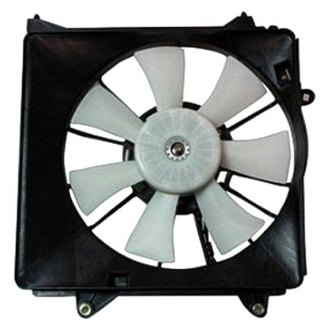 Replace® - A/C Condenser Fan Motor