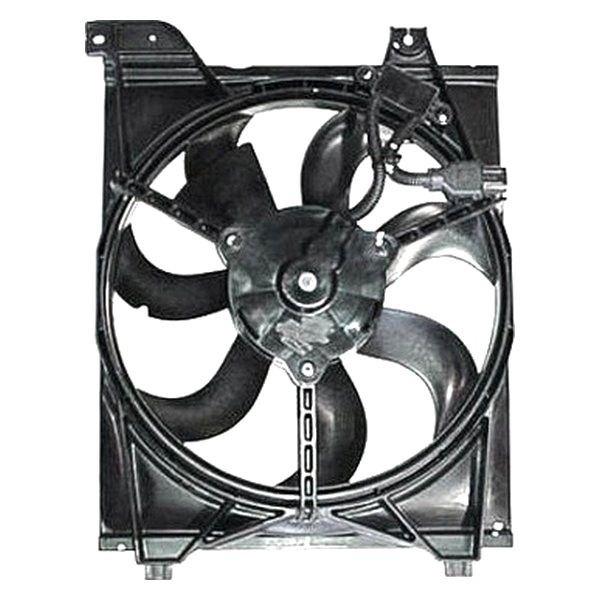 Replace Ki3120101 A C Condenser Fan Motor
