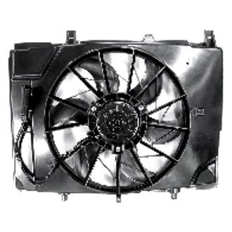 Replace® - Radiator Fan Assembly