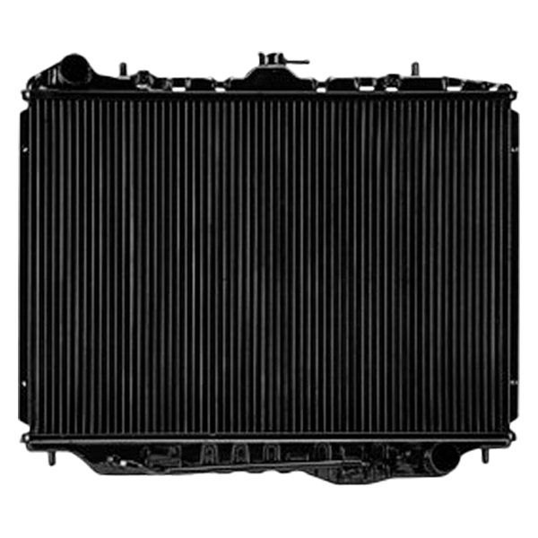 replace honda passport 1998 engine coolant radiator. Black Bedroom Furniture Sets. Home Design Ideas