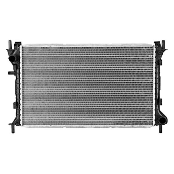 Replace ford focus l  radiator